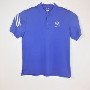 Adidas Pure Motion Trump Bedminster Golf Polo - L